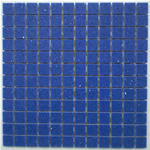 Blue Quartz Stone Mosaic Tiles