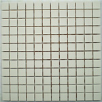 Pure White Quartz Stone Mosaic Tiles