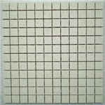 White Quartz Stone Mosaic Tiles